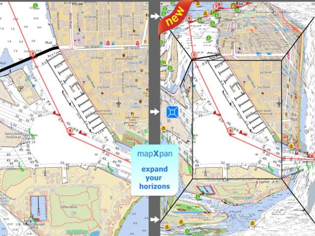 Aqua Map Lakes - Fishing Chart screenshot 14