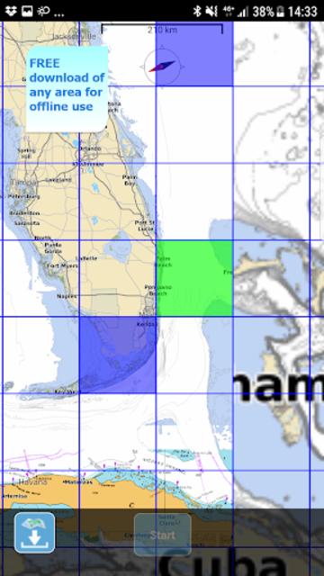 Aqua Map USA Marine GPS screenshot 6