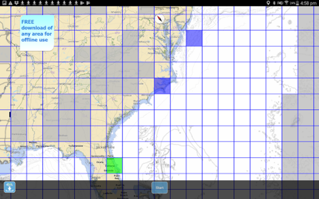 Aqua Map USA Marine GPS screenshot 12
