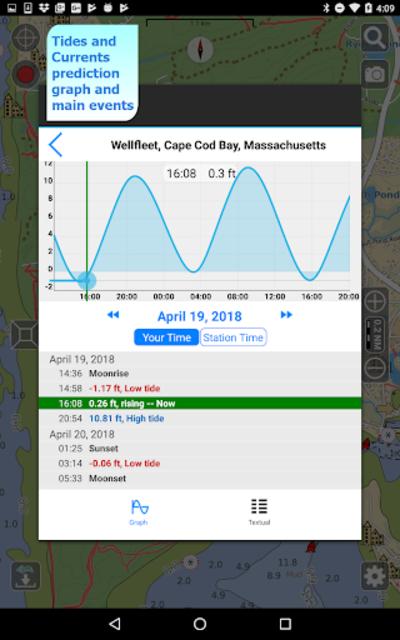 Aqua Map Marine - Boating GPS screenshot 19