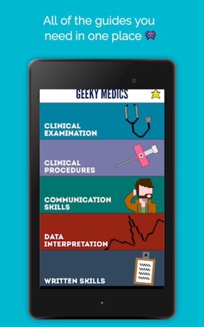 Geeky Medics - OSCE revision screenshot 13