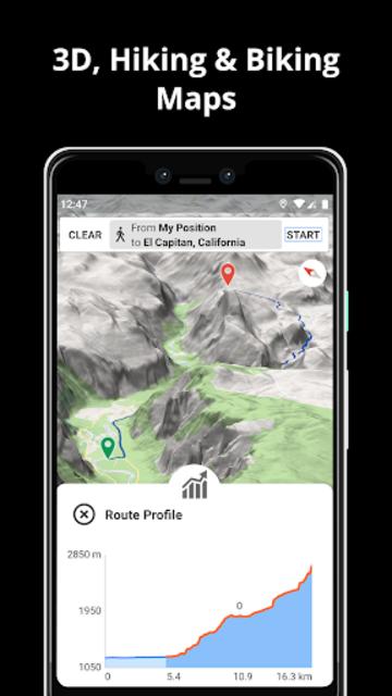 Magic Earth Navigation & Maps screenshot 5