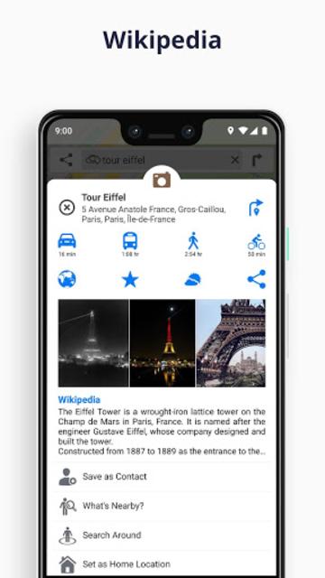 Magic Earth Navigation & Maps screenshot 6