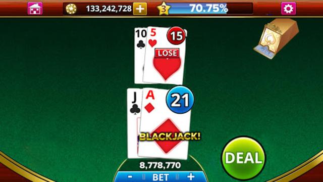BLACKJACK! screenshot 2