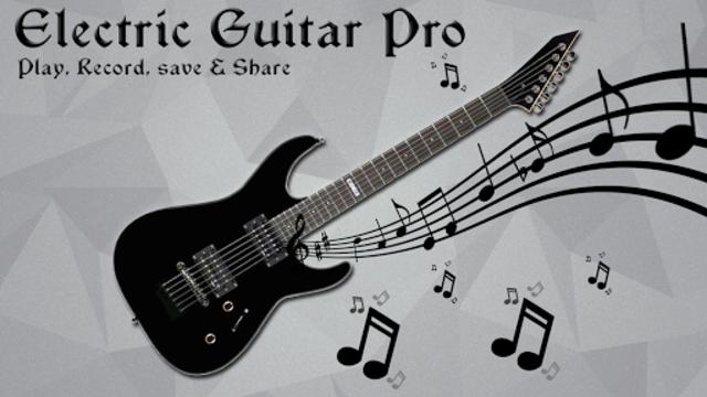 Electric Guitar Pro screenshot 1