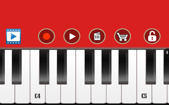 Accordion screenshot 3