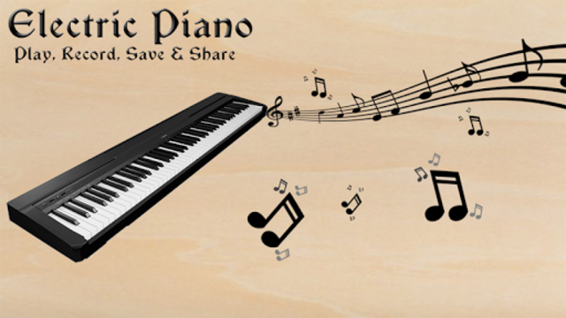 Electric Piano screenshot 1
