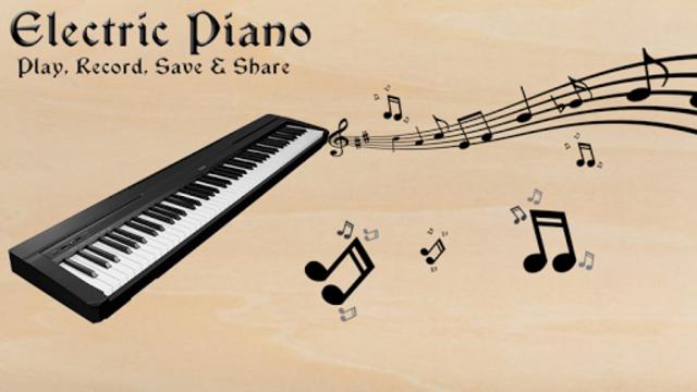 Electric Piano screenshot 3