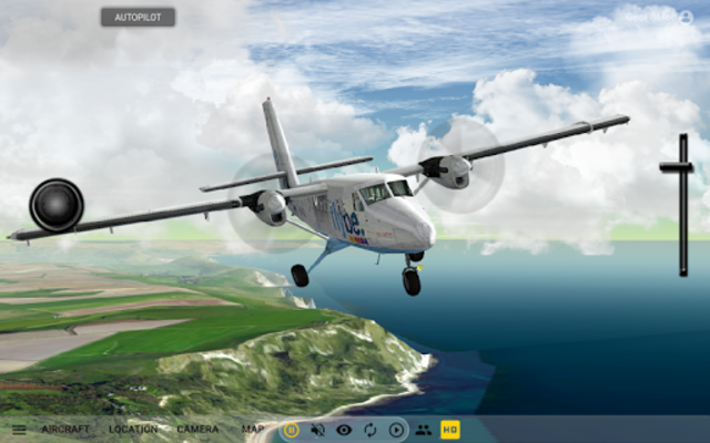 About: GeoFS - Flight Simulator (Google Play version