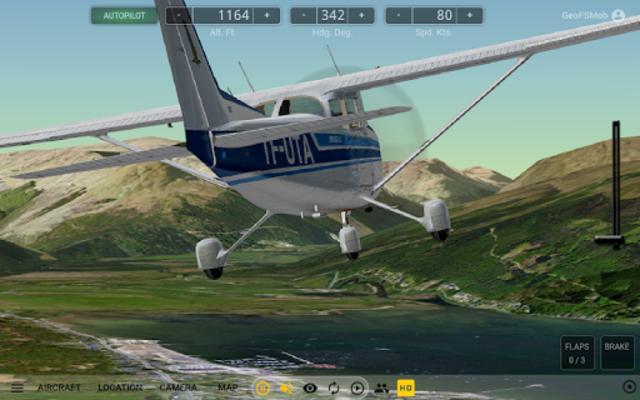 About: GeoFS - Flight Simulator (Google Play version
