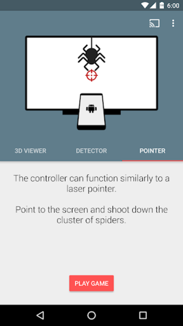 3D Controller screenshot 3