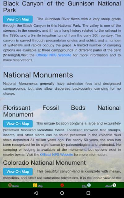Outdoor Explorer Colorado - Ultimate Travel Guide! screenshot 2