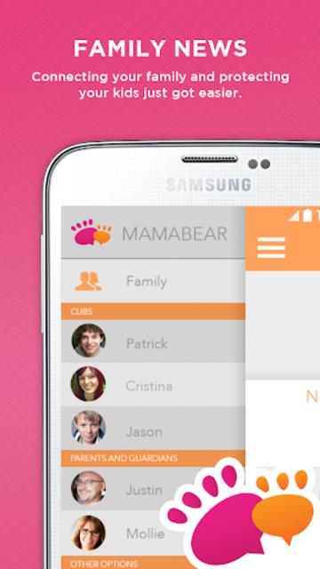 MamaBear Family Safety screenshot 1
