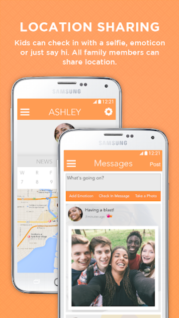 MamaBear Family Safety screenshot 2