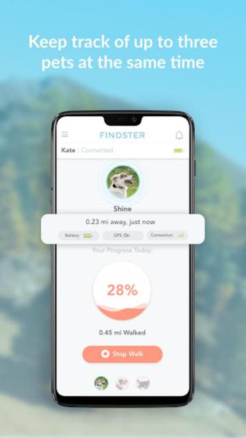 Findster screenshot 1