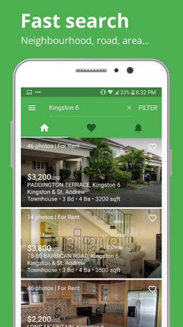 Keez Jamaica Real Estate: Easily find your place screenshot 1