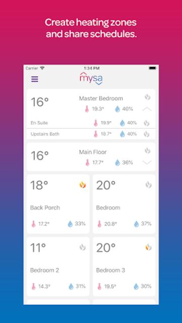 Mysa screenshot 3