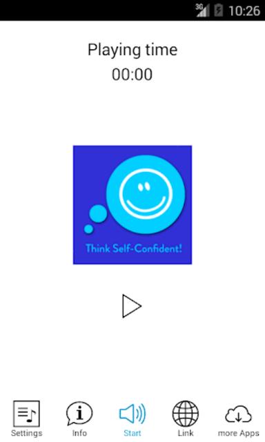 Think Self-Confident! screenshot 3