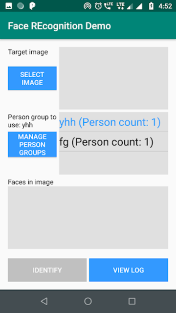 Live Face Recognition screenshot 4