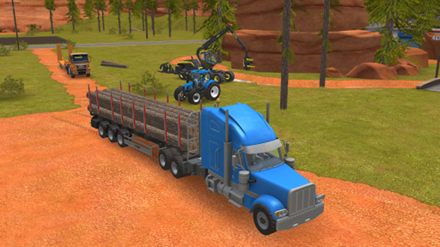 Farming Simulator 18 screenshot 14