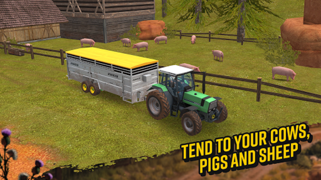 Farming Simulator 18 screenshot 18