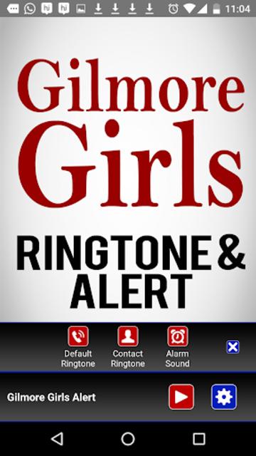 Gilmore Girls Ringtone n Alert screenshot 3