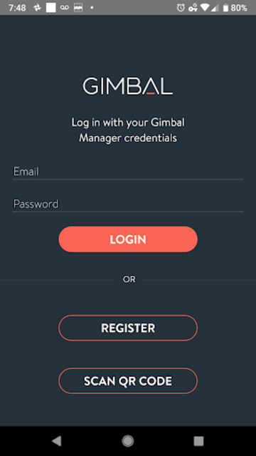 Hello Gimbal screenshot 3