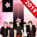 Icon for 1D - One Direction Piano Tiles Pink 2019