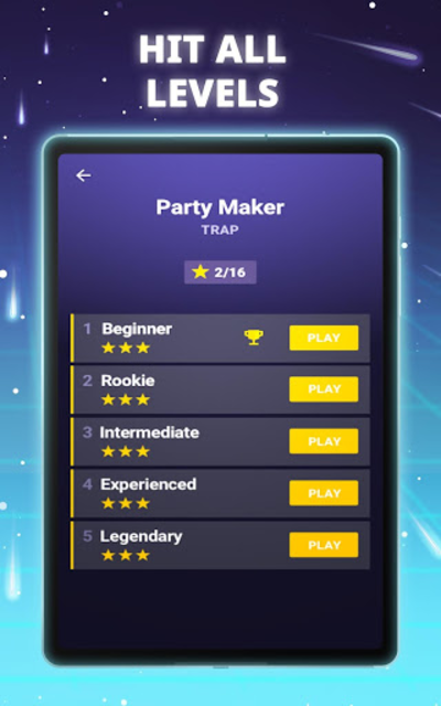 Beat Maker - Rhythm Game screenshot 7