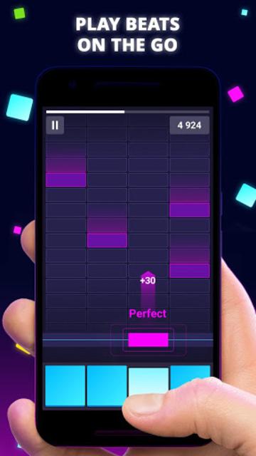 Beat Maker - Rhythm Game screenshot 1
