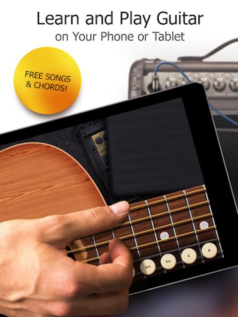 Real Guitar Free - Chords, Tabs & Simulator Games screenshot 7