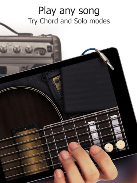 Real Guitar Free - Chords, Tabs & Simulator Games screenshot 8