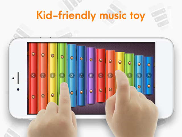 Xylophone, Glockenspiel and Marimba for Free screenshot 1