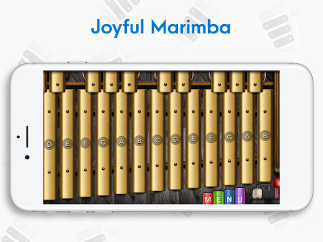 Xylophone, Glockenspiel and Marimba for Free screenshot 3