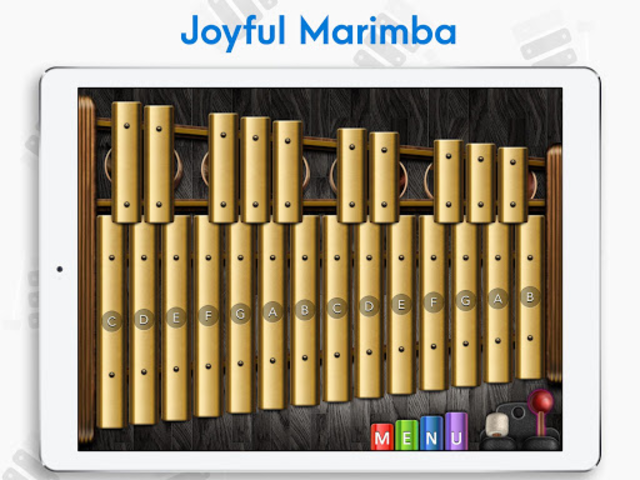 Xylophone, Glockenspiel and Marimba for Free screenshot 11