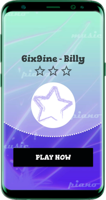 6IX9INE Piano Tiles screenshot 2