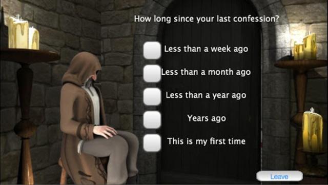Church of Apathy screenshot 3