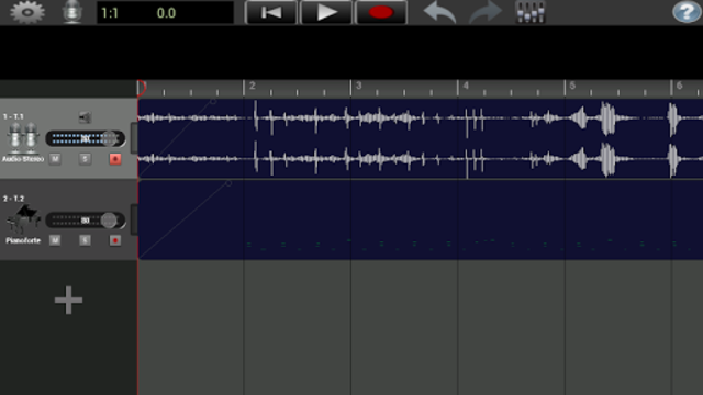 Recording Studio Lite screenshot 1