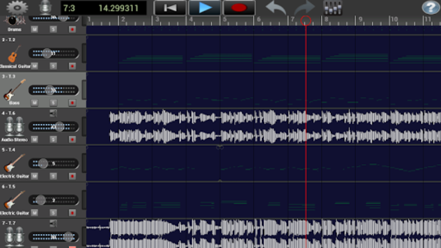 Recording Studio Pro screenshot 1