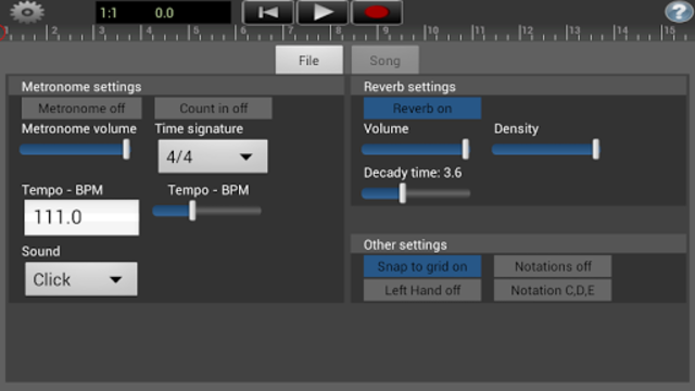Recording Studio Pro screenshot 8