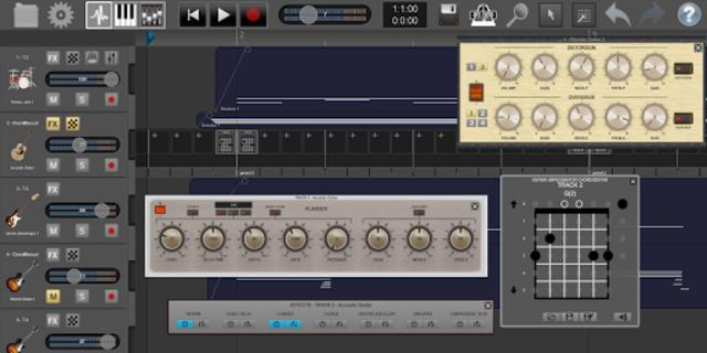 Recording Studio Pro Plus screenshot 2