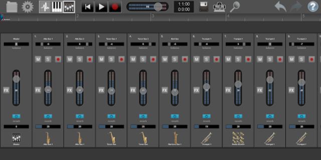 Recording Studio Pro Plus screenshot 8
