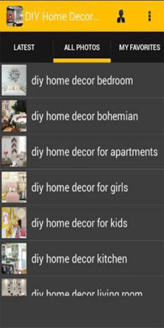 4500+ DIY Home Decor Ideas screenshot 2