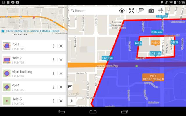 Measure Map Pro screenshot 19