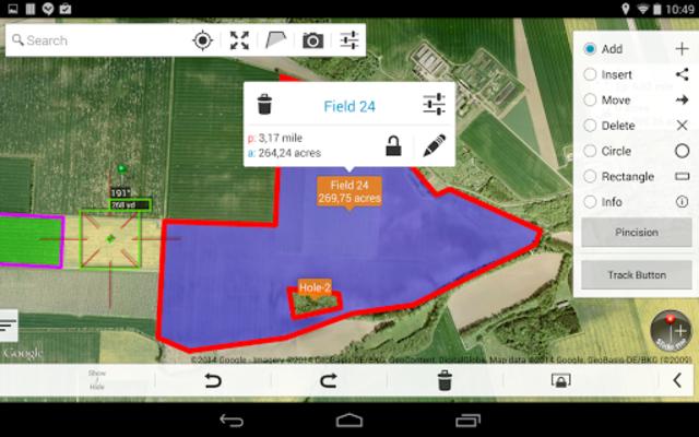 Measure Map Pro screenshot 20