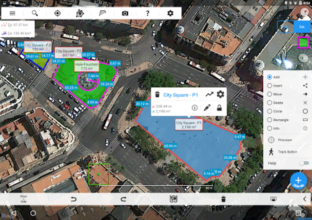 Measure Map Pro screenshot 5