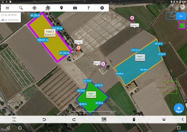 Measure Map Pro screenshot 6