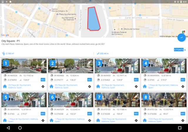 Measure Map Pro screenshot 8