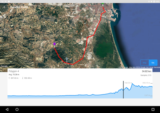 Measure Map Pro screenshot 9