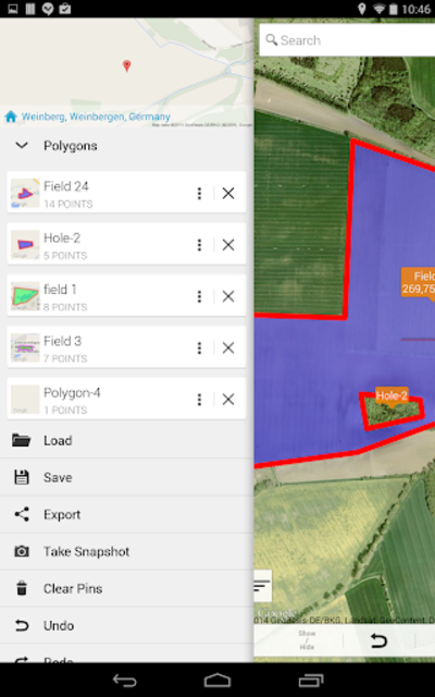 Measure Map Pro screenshot 21